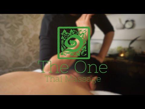Tu deinem Rücken etwas Gutes! Bei der Anti Stress After Work Rückenmassage in The One Thai Massage