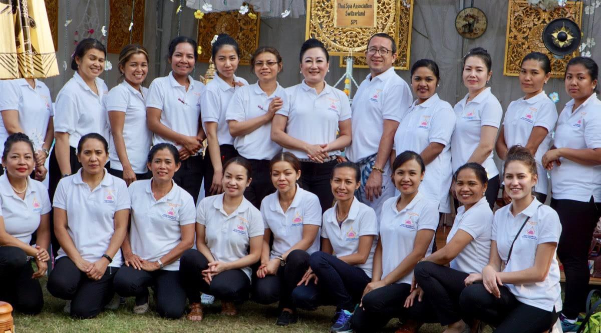 Thai-Festival in Bern: Thaimassage zum Kennenlernen bei Freunden 7