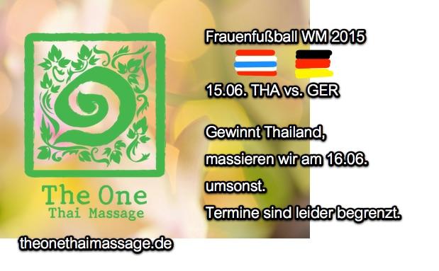 Gewinnt Thailand, ein Tag Thaimassage umsonst. 1